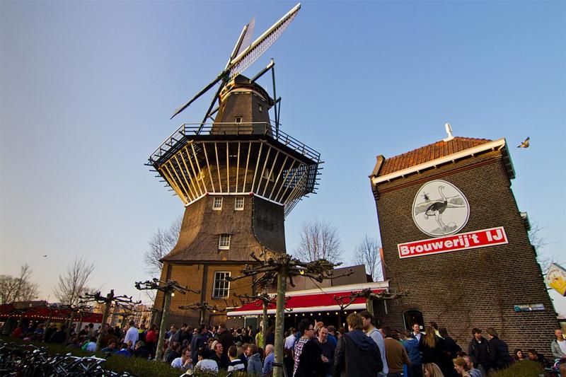 Brouwerij T Ij Amsterdam