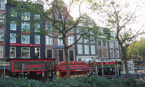 Budget Hotel Rembrandt Square Hotel Amsterdam
