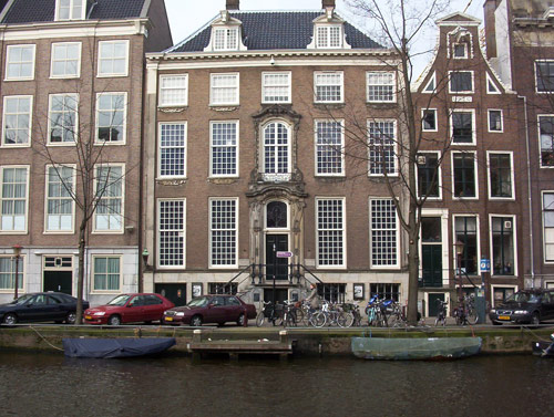 Museum Willet Holthuysen In Amsterdam