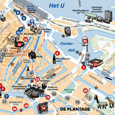 Cartina Amsterdam Download.Free Amsterdam Maps And Apps For Download And Print