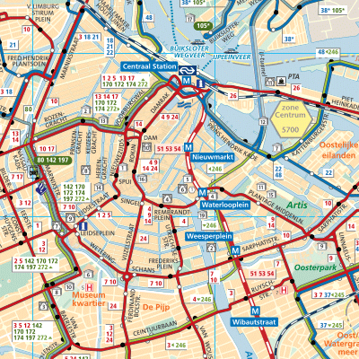 photo about Printable Map of Amsterdam named Cost-free Amsterdam Maps and Purposes for Obtain and Print