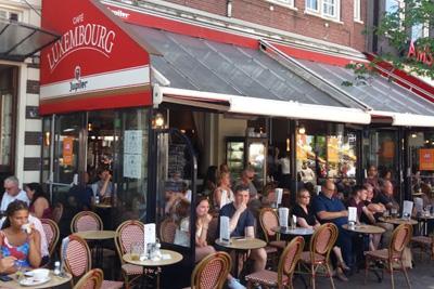 amsterdam centrum cafe